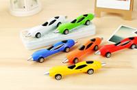 Wholesale 2015 new creative stationery pen car Ballpoint Pens ball point pen advertisement pen cartoon office stationery