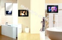 Cheap DHL Free Drop shipping17'' Bathtub TV Spa TV Waterproof LCD digital TV FreeView DVB-T