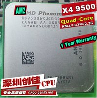 amd phenom test - K10 For AMD Phenom X4 CPU GHz AM2 M L3 Quad Core Processor scattered piece pin Full function test