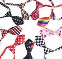 Wholesale High Quality Adjustable Pet Tie Doge Pet Supplies Grooming mix color dog Pet tie