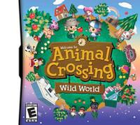 animal crossing wild world - Xmas gift toy Animal Crossing Wild World EU USA English version factory sealed manual box