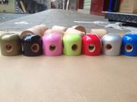 achat en gros de trous bois-Prix usine Livraison gratuite 5 trous Pill Kendama billes 100pcs traditionnelle japonaise en bois Jeu Kids Toy 11x5cm PU Coatting Hêtre