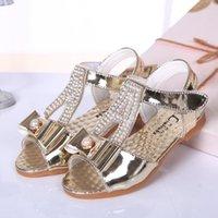 Wholesale Nono Shoes new foreign trade original single children s sandals summer Korean children shoes girls princess sandals