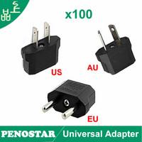 australia power outlet - Universal Travel Adapter Charger EU US AU Plug Converter Euro Europe USA AUSTRALIA Wall Sockets Power Adapter Outlet