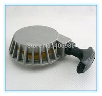 Wholesale Alloy pull startor Alu Lanceur for cc cc stroke air cooling engine alloy core no shell with bolt Factory