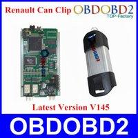 Muy recomendable Renault puede acortar Últimas 14 Idioma tipo de escáner Renault Sistema completo de los tres años de garantía versión V145 Soporte