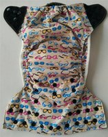 aio nappies - 2016 New Designe Naughtybaby Heavy Wetter Night AIO AI2 Newborn Cloth Diapers Nappies Fit All