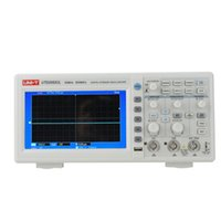 Wholesale UNI T UTD2052CL MHz Ms s Digital Storage Oscilloscopes DSO Dual Channels inches LCD Scopemeter W USB Interface