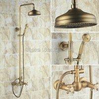 Cheap rain shower Best vintage bathroom