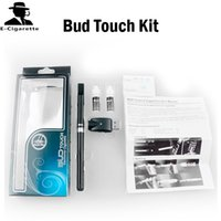 battery indicator light - Original Bud Touch Starter Kit mah Battery ml Sub Ohm Tank Touch Pen Style with LED Light Indicator Vaporizer Oil Pens