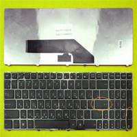 ru - Original New RU Russian Laptop Keyboard For ASUS K50 BLACK FRAME BLACK Version