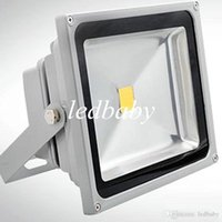 Wholesale Fast Led Flood Light W W W W Warm white Cool white White Red Green Blue Yellow Landscape Floodlight Outdoor Lights