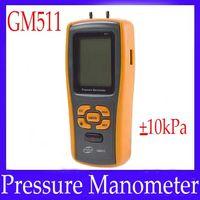 Wholesale Digital differential pressure meter GM511 with LCD display
