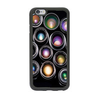 awesome iphone covers - Awesome Camera Lenses Pattern Custom Protective Case Cover for iPhone inch Phone Accessories