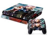 Cheap Final Fantasy XIII 0032 DECAL SKIN PROTECTIVE STICKER for SONY PS4 CONSOLE CONTROLL