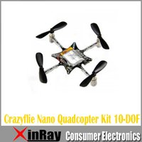Wholesale Hot New Product G Mini Crazyflie Nano Quadcopter Kit DOF with Crazyradio GT058