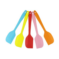 Wholesale Delicate Silicone Batter Spatula Scraper Cake Baking Tool Kitchen Hot Selling