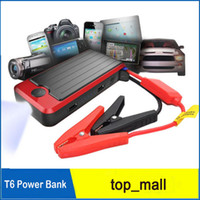 banks electronic devices - Multi function Emergency car Mini Jump Starter mAh power bank for laptops mobiles electronics device car start
