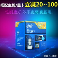 Wholesale Intel Intel i5 Desktop Computer Intel Core i5 CPU quad core processor with Z97