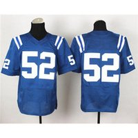 Wholesale American Football Jerseys New Style Blue Mens Sports Jerseys Cheapest Outdoor Apparel New Fashion Athletic Shirts Brand Football Wears