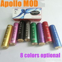 apollo light box - Apollo Mod Aluminum Manhattan Mod light Mechanical box Mods vs Fuhattan Sakyline M6 Praxis smpl rig oros ego E Cigarette Mods fit rda