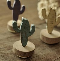 best practical gifts - Vintage cute Cactus shape multifunction stamp best gift for children practical cartoon stamp dandys