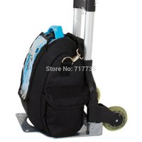 Wholesale Light Portable Oxygen Concentrator L min carry bag rechargeable battery pull cart