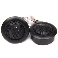 Wholesale In stock X POWER LOUD Supper DOME TWEETER SPEAKER FOR MOTORCYCLE CAR