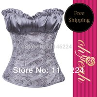best fast printing - A2931 Best selling fast shipping corset new arrival on sale corset steel bone silk royal decorative adjustable sexy corset