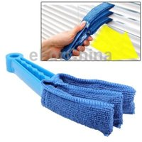 Wholesale Detachable Washable Brush Shutter Air Conditioner Duster Cleaning Clip Cleaner