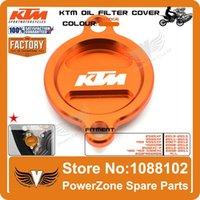 Wholesale KTM Billet Oil Filter Cover SXS11450255 Fit KTM SXF SMR EXCF EXC FREERIDE order lt no t