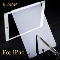 Wholesale For ipad Air Pro Tempered Glass Protection Screen Protector Guard Shield For ipad air2 mini DHL FREE ssc014