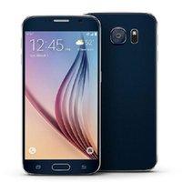 Wholesale 4G LTE S6 MTK6735 Quad Core Octa Core GB RAM GB ROM HD Dual Singer Sim MP Cell Phones