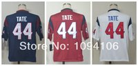 ben tate - Factory Outlet Cheap Ben Tate Jersey Red White Blue Team Color Game New Brand Embroidery Logo Authentic Football Jerseys