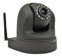 Wholesale Foscam FI9826W x zoom Megapixel HD Pan Tilt Wired Wireless IP Camera