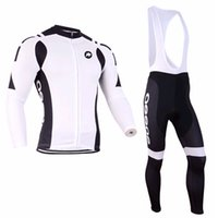 Wholesale White Cycling Jersey Compressed Ciclismo Bike Wear and Bib Pants Sets Breathable Cycling Clothes C029