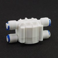 auto filtration - 1PCS quot Port Reverse Osmosis System Auto Shut Off Way Valve For RO order lt no track