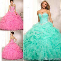 Cheap Sixteen Quinceanera Dresses Best Pageant Prom Dresses