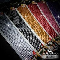 Wholesale Flashy DIY Artificial Diamonds Decoration Sticker for Car Mobile PC Nail Art