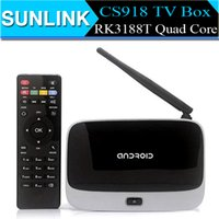 Cheap CS918 Android TV Box Best Smart Android TV Box
