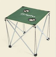 Wholesale 2015 New Hot Oxford Cloth Thickening Outdoor Folding Table Tourism Leisure Barbecue Light Portable Sand Table