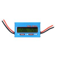 Wholesale KKmoon TS A V Power Battery Tester Watt Meter Dynamometer For Measuring Energy Power Current And Voltage order lt no track