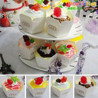 artificial cup cakes - Cup cake artificial bread fake cake model kitchen cabinet derlook dessert pastry decoration