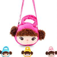 backpacks bulk - Korean version of the cartoon dolls Keppel bulk bag plush toys years old kindergarten backpack G117