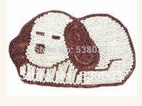 straw mat - 1 cm unique creative handmade Straw mat rug door ottomans gatekeeper janitor dog puppy shaped gift decorative craft