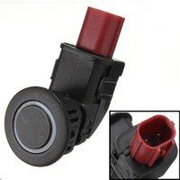Wholesale car Brand New Front Rear Parking Sensor For HONDA CR V SHJ A61 Black order lt no tracking