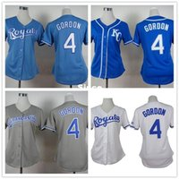 alex buy - 30 Teams Alex Gordon jersey women Kansas Royals womens jersey baseball Customized cool base jersey best buy from china