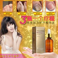 Wholesale Fungal Nail Treatment Essence Nail and Foot Whitening Toe Nail Fungus Removal Feet Care Nail Gel