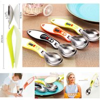 Wholesale 300 g Accurate Digital Portable Detachable Electronic Measuring Spoon Weighing Scale Kitchen Essential Lab Child Patient Feeding etc