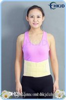 Wholesale Waist Brace Lumbar Support Inches Width With Aluminum Bars In The Back